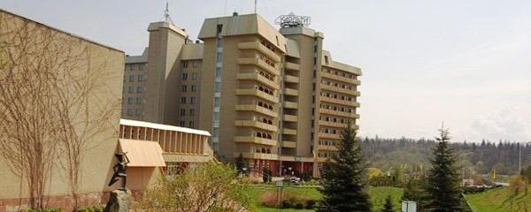 Санаторий Карпаты