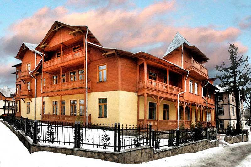 Отель Парк
